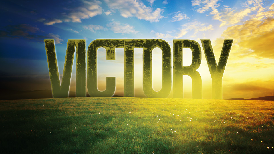 Victory through Confession